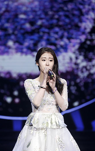 张碧晨献唱《梦一场》