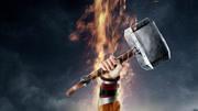 矮人打造了5把漫威武器,最垃圾的是雷神之錘,無限手套第二名!
