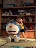 哆啦A梦大雄上演虐心离别 这样都能忍住敬你是条汉子!