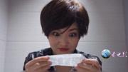 女孩上厕所没带卫生纸,只有一张超市购物小票,这下有救了!