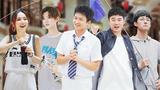第6期上 鄧超陳赫鹿晗跳廣場舞