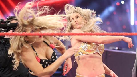 WWE RAW 20210105 第1441期 英文解说